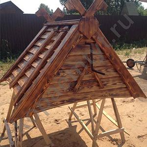 домики для колодца цена