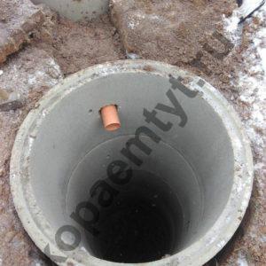 бетонные септики из колец цена под ключ московская область