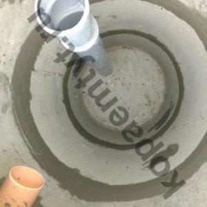 бетонные септики цена под ключ московская область