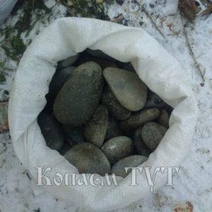 И фильтр из камней