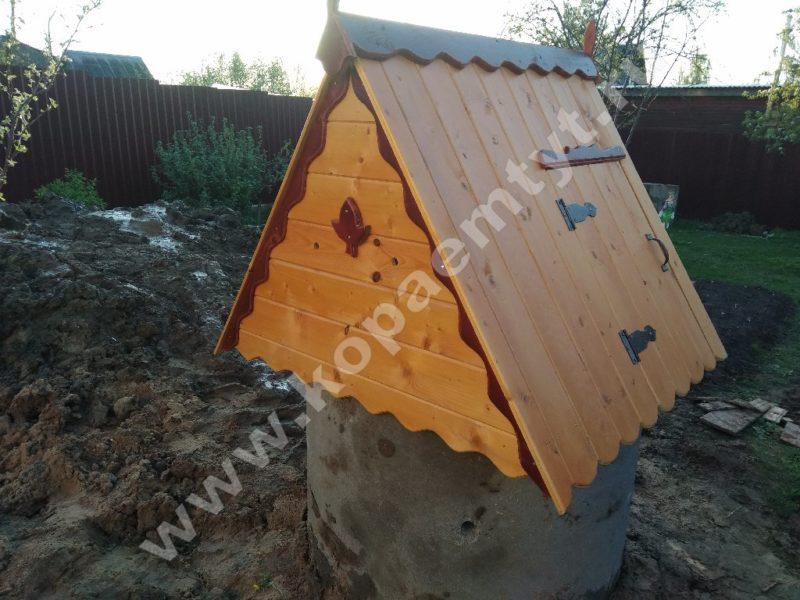 Копка колодцев Волоколамский район цена под ключ