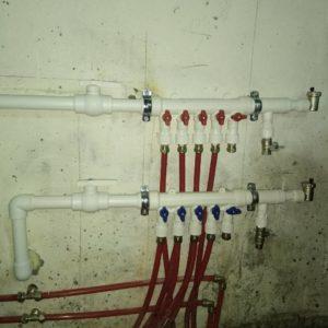 отопление дачи под ключ