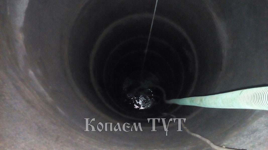 чистка колодца волоколамский район цена