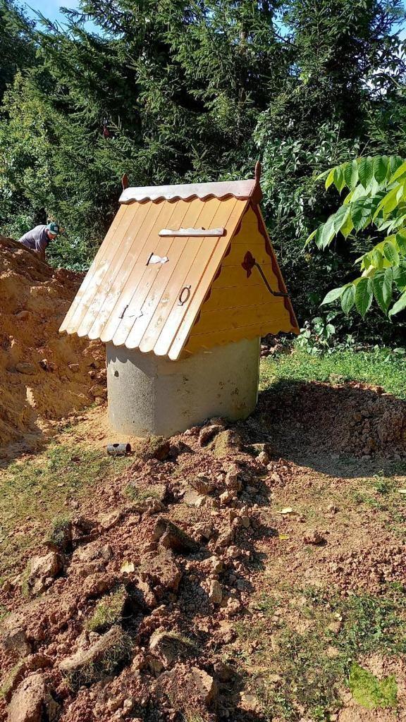 Колодец + система водоснабжения